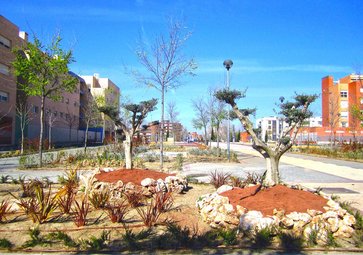 Avenida de la Fraternindad Soto de Henares