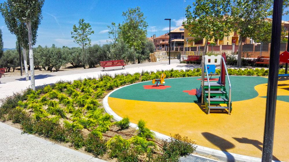 Parque de El Pijorro Navalcarnero