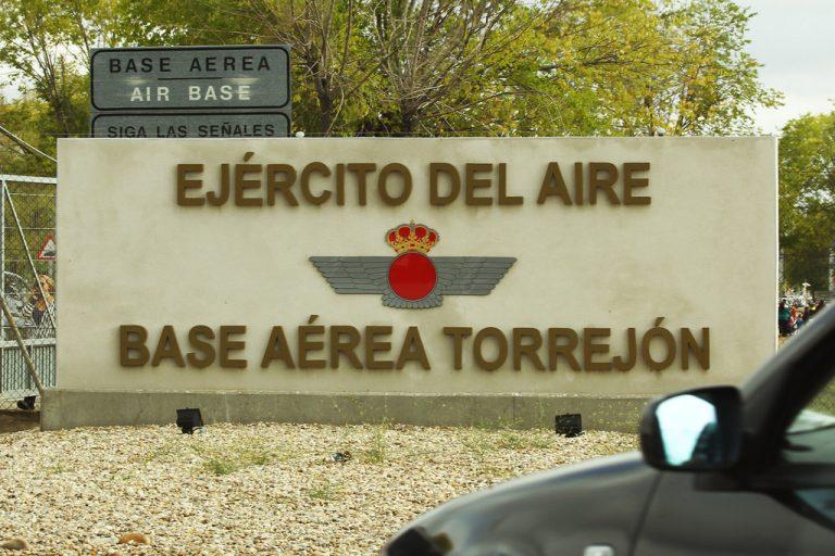 Mantenimiento zonas verdes Base Aérea Torrejón