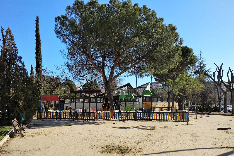 Remodelación paisajística en la calle Chile y Parque Sur de Torrejón de Ardoz